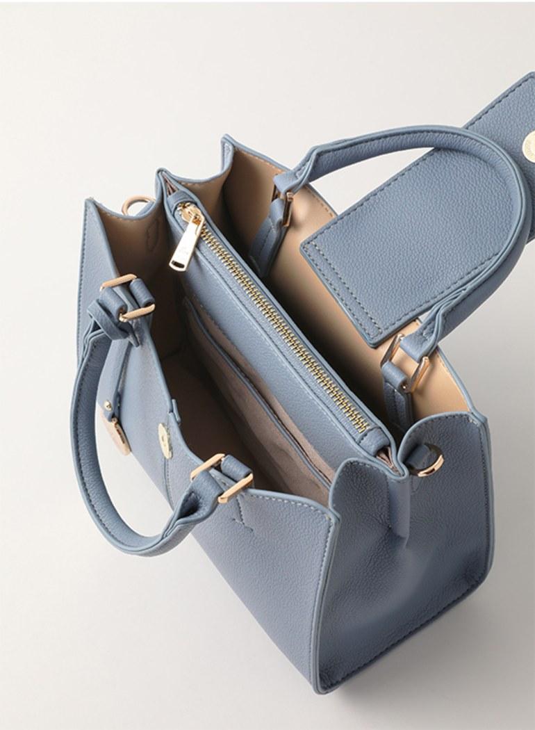 輕透視角手提包