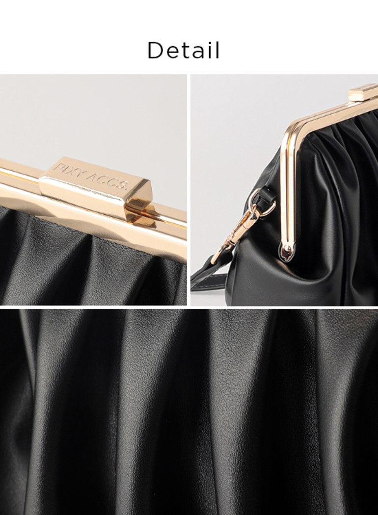 托斯卡尼口金包側背包