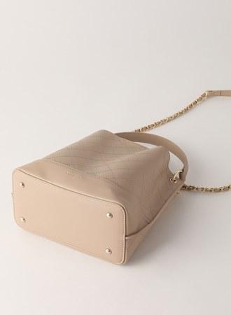 心動頻率菱格車線鏈帶包手提包